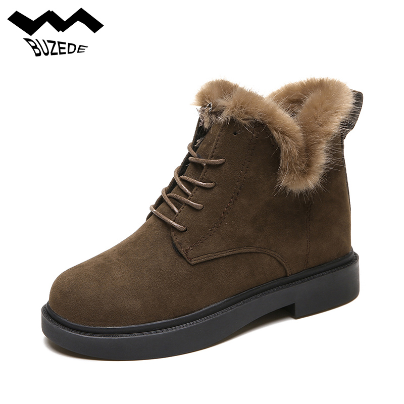 Women Boots Winter Super Warm Snow Boots Women Suede Ankle Boots For Female Shoes Botas Mujer Plush Booties Shoes Woman Hot Sale women boots winter super warm snow boots women suede ankle boots for female winter shoes botas mujer plush booties shoes woman