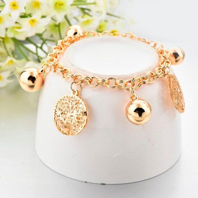 Купить шарм браслет chicvie с деревом жизни золотого и серебряного картинки