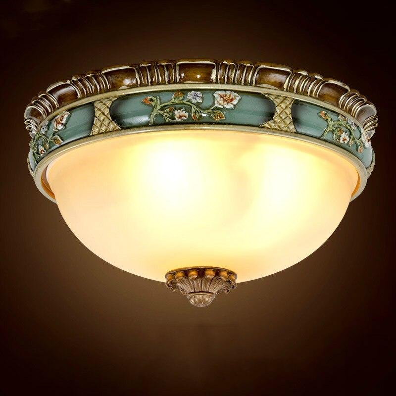 Creative restaurant lights modern minimalist LED crystal lamp living room lamp bedroom lamp Ceiling lights lamps