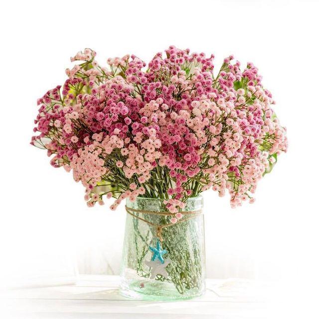 ขนาดเล็กDaisy Camellia Puกาวนุ่มดอกไม้พลาสติกดอกไม้ตกแต่งบ้านงานแต่งงานอุปกรณ์เสริมMiniดอกไม้ปลอมของขวัญ