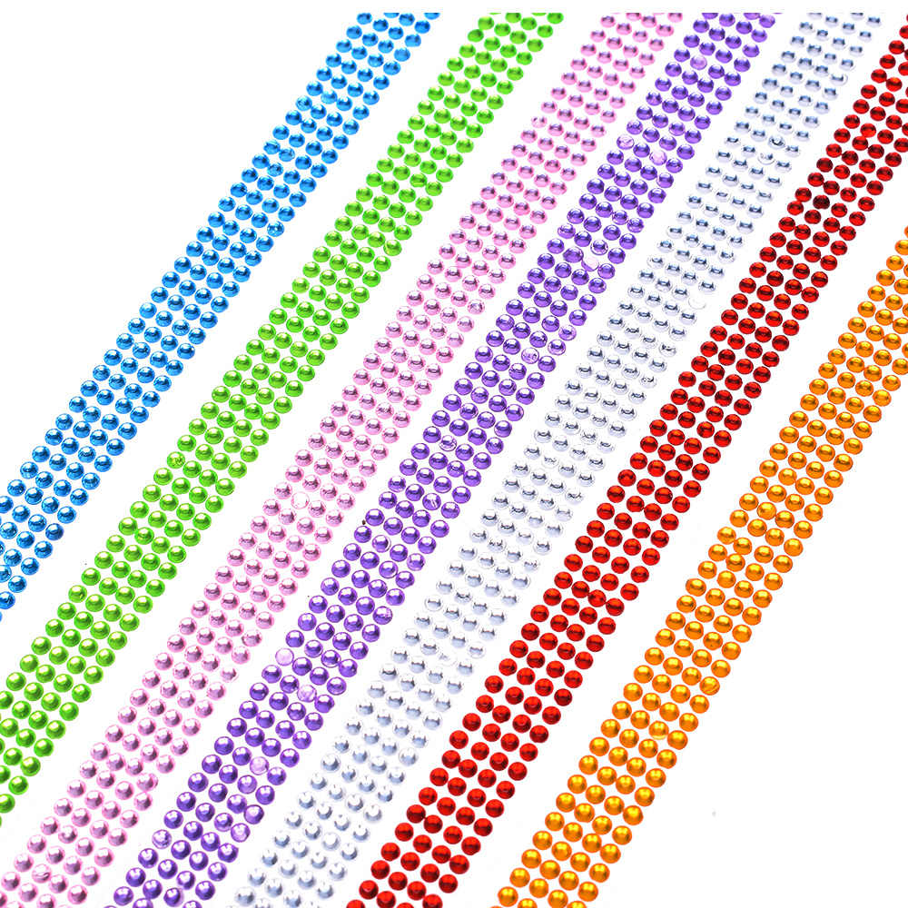 Sparkly Gems Adhesive Sparkly Numbers//cards scrapbooking//Floristry//Glassware 1