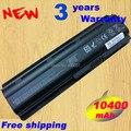 10400 mah 12 celdas de batería para portátil hp compaq mu06 mu09 cq42 CQ32 G62 G72 G42 G72 G4 G6 G7 593553-001 DM4 Batería