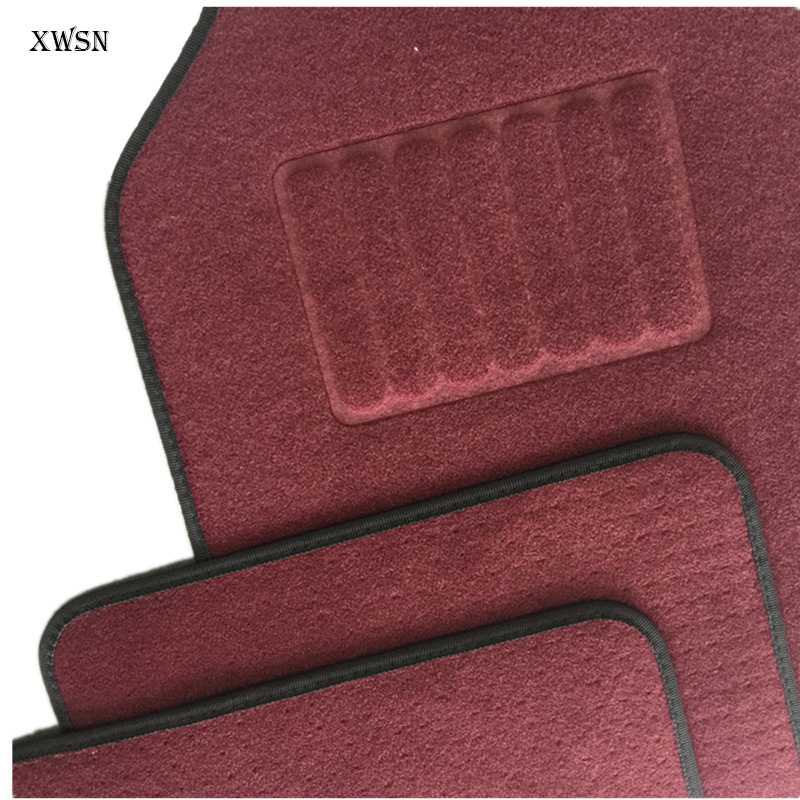 Universal car floor mats all models for volvo xc90 2010-2018 s60 s40 v40 xc60 s80 c30 xc70 v50 v60 car accessories car styling abs plastic car glasses holder case muiti purpose cards clip sun visor clamp for volvo xc60 xc90 v40 v60 s40 s60 s80 car styling