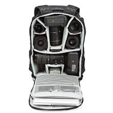 Lowepro Подлинная ProTactic 450 aw сумка для камеры на ремне SLR Камера сумка рюкзак для ноутбука с любой погодой 15,6 дюймов ноутбук