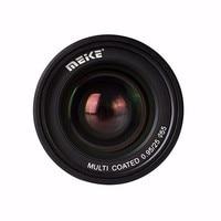 Meike MK EM 25 0.95 Super Large Aperture Manual Focus lens APS C For Canon EF M