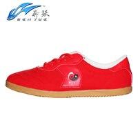武術カンフー太極拳智靴スニーカーキャンバス35-43ユーロ赤白黒
