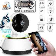 HD 1080P Беспроводная ip-камера для домашней безопасности CCTV сетевая камера с WiFi интеллектуальное автоматическое отслеживание человеческого облака Stoage