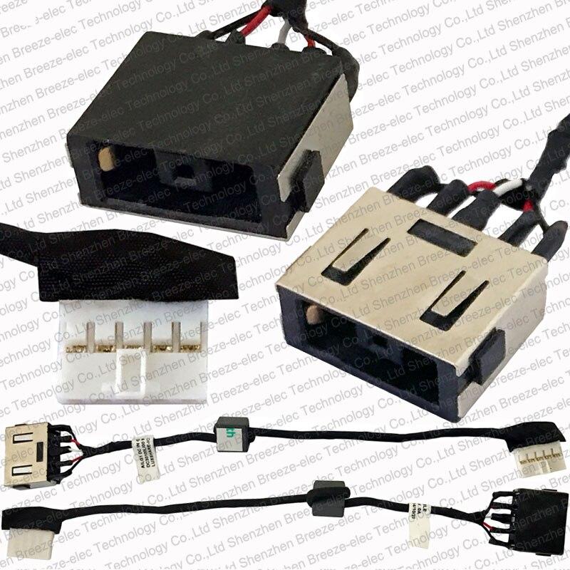 Original DC POWER JACK CABLE Connector For Lenovo IdeaPad G70 G70-70 30 35 40 45 60 65 80HW G70-80 80FF Z70-80 80FG  DC30100LI00