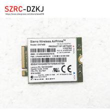 Original EM7455 FRU 00JT547 4G WWAN LTE FDD TDD Rede Cartão para Lenovo T460 T460p T460s L460 L560 Yoga 260 P40 P50 P70