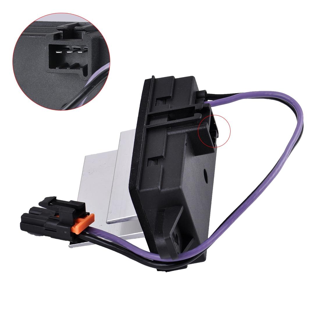 Dwcx Car Hvac Heat Blower Motor Resistor 4p1516 89018778 For 2004 Chevrolet Avalanche Wiring Plug Door Trailblazer Cadillac Escalade Buick Rainier In Air Conditioning