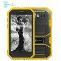 Разблокировать Kenxinda Проверки MTK6735 W6 4.5 дюймов Andriod Quad Core 1 ГБ + 8 ГБ Смартфон LTE Сотовый Телефон