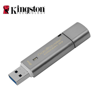 Kingston DTLPG3 Pendrive Flash USB 8GB 16GB 32GB 64GB Memoria Disk USB 3.0 Metal Pen drive Flash Driver Caneta Memory Stick