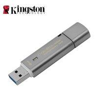 Kingston DTLPG3 Pendrive Flash USB 8GB 16GB 32GB 64GB Memoria Disk USB 3.0 Metal Pen drive Flash Driver Caneta Memory Stick