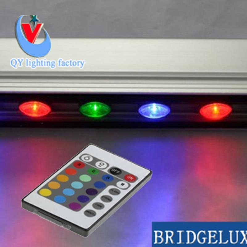 24W  RGB warm cold white LED Wall Washer Light garden LED spotlight DMX512  washer light|light led car|led subwoofer|led 5smd - title=