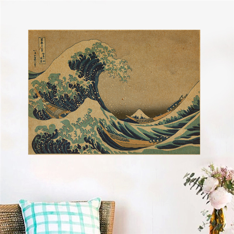 japanese the great wave