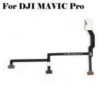 Para DJI Mavic Pro Cardan Flexível Flat Cable Reparação Peças de Reposição Camera cabo macio Para DJI Zangão MAVIC acessórios Pro