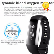 best selling Waterproof man Smart band Bluetoot Smart Wrist band Blood Pressure Heart Rate Monitor Smart Bracelet for iphone 6(China)