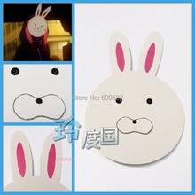 Tokyo Ghoul  Touka Kirishima  rabbit  mask  Weapon cosplay Props