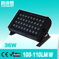 "AC85~265V 36W Water-proof IP65 Outdoor Lighting LED Flood light Taiwan ""Epistar"" Chip 100~110 lm/W, 2 Years Warranty"