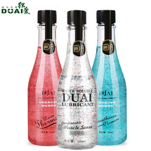 DUAI 260ml lubricant for sex touch Anal Lubricant massage oil Lubricant water based lubricant adult toys ,sex products,sex shop