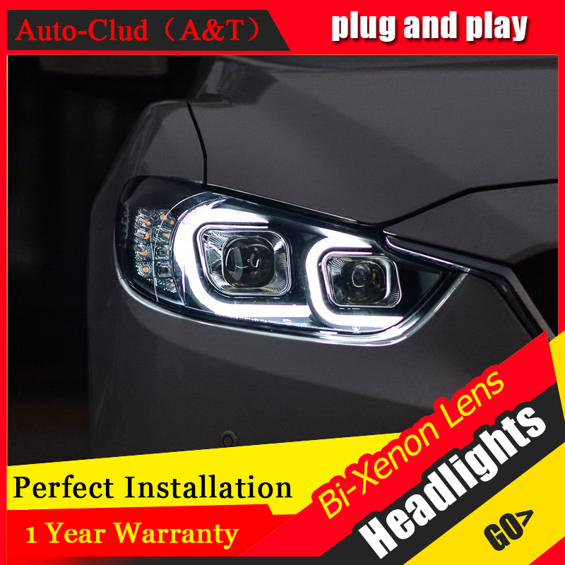 car styling For Mazda ATENZA headlight assembly C angel eyes 2014 2016 For ATENZA bi xenon