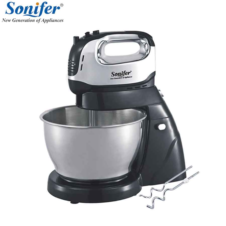 400W Multifunction Large size Table Electric Food Mixers Dough Mixer Egg Beater Food Blender for Kitchen Sonifer multifunction table electric food mixers dough mixer egg beater 220v food blender for kitchen sonifer