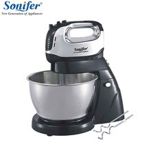 400W Multifunction Large size Table Electric Food Mixers Dough Mixer Egg Beater Food Blender for Kitchen Sonifer