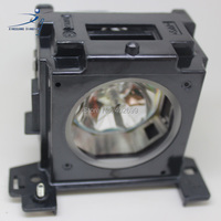Проектор лампа накаливания dt00751 для Hitachi x260 x265 X267 x268 PJ 658 с корпусом