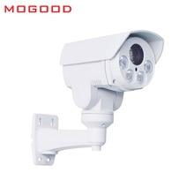 MoGood Multi-language version 1.3MP IP Camera Mini PTZ Camera 2.8mm-12mm 4X Zoom IR 30M DC12V Support HIK/ONVIF Protocol IP66