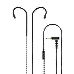 Image 1 - Fiio RC MMCX3B Vervanging Kabel Standaard Mmcx Balance 2.5 Mm Connector Oortelefoon Upgrade Lijn Voor Shure/Westone/Jvc/fiio