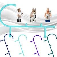 Thera Cane Back Hook Massager Neck Self Muscle Pressure Stick Tool Manuel Trigger Point Massage Rod