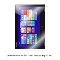 Clear LCD PET Film Anti Scratch Anti Bubble Touch Responsive Screen Protector For Tablet Lenovo Yoga