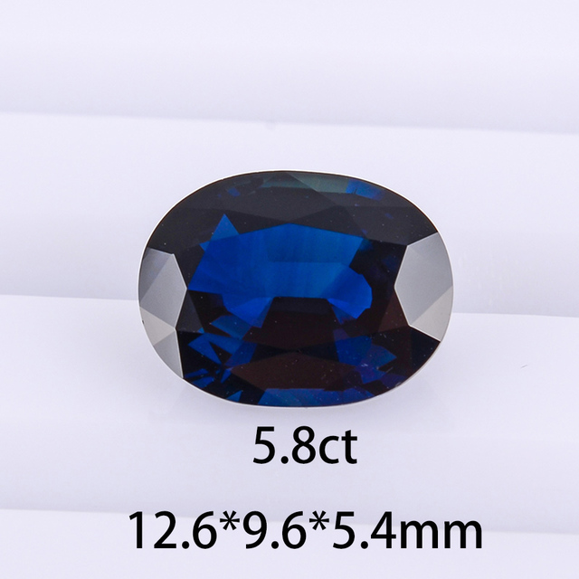 blue beryllium inclusions htm heat sapphire circle crop treating treated