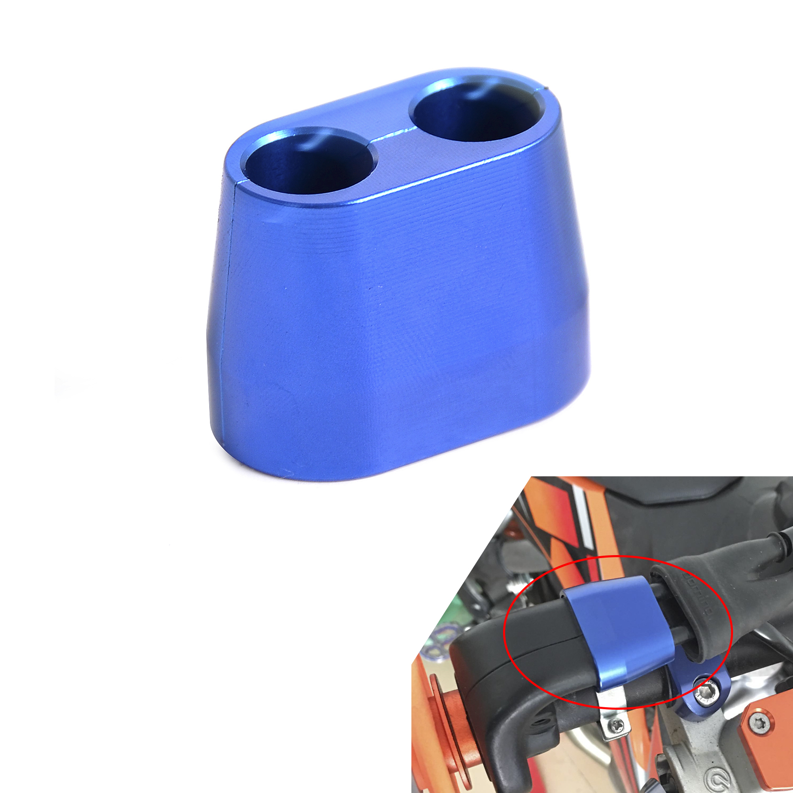 Throttle Cable Guard Protector Cover For Yamaha YZ250F YZ450F YZ250FX YZ450FX WR250F WR426F WR450F WR 250F 450F YZ 250FX 450FX(China)