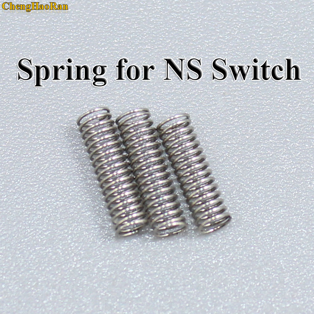 Image 5 - 200   10000pcs Spring for Switch NX Joy con Joycon Repair Spring For NS Switch Controller Metal Lock Buckle Replacement Part-in Replacement Parts & Accessories from Consumer Electronics