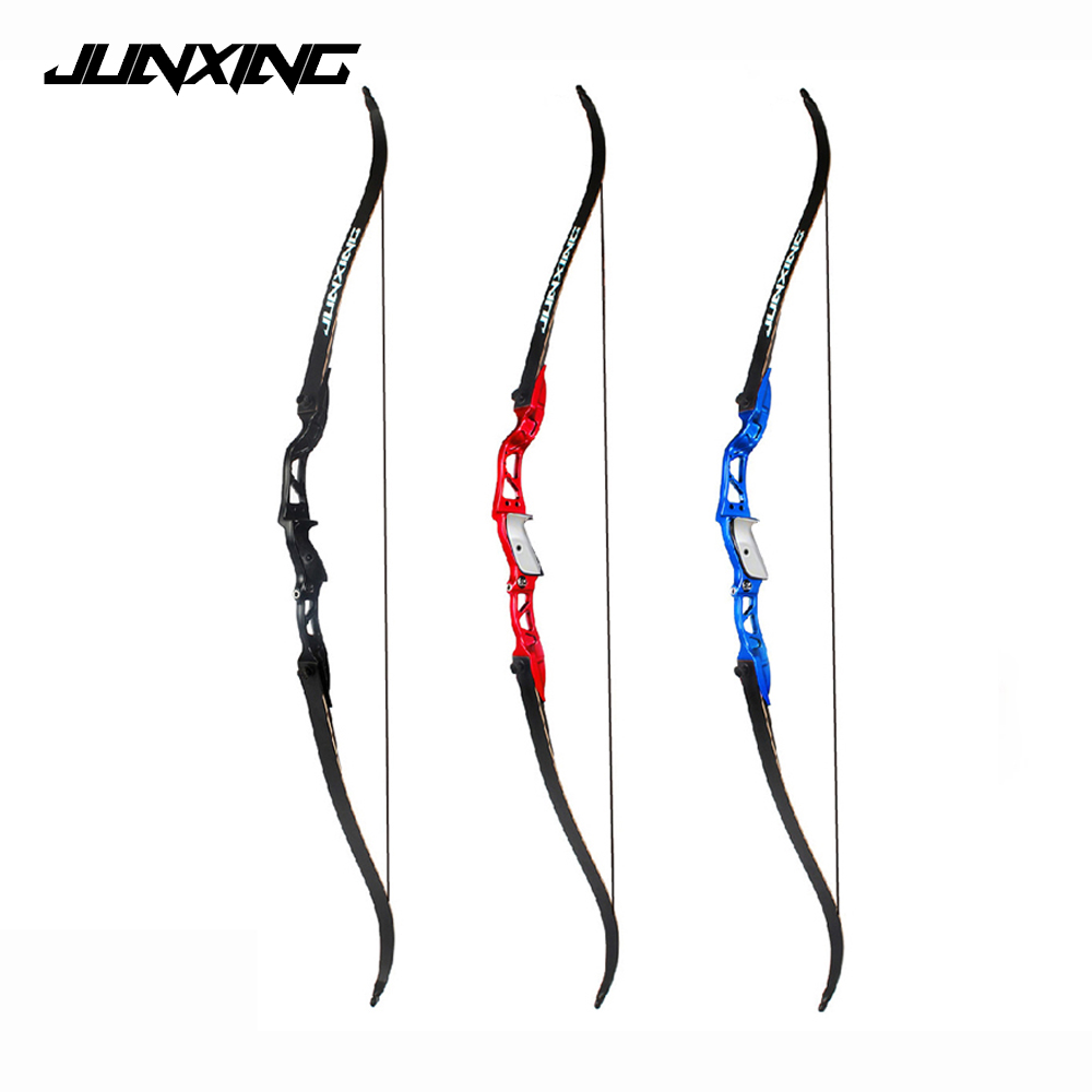 16-40Lbs 66 Inches American Hunting Bow Recurve Bow with Sight Arrow Rest for Left and Right Hand User Archery Hunting Shooting 7 colour 18 40 lbs recurve bow with sight arrow rest aluminum alloy handle for both right or left hand archery hunting shooting