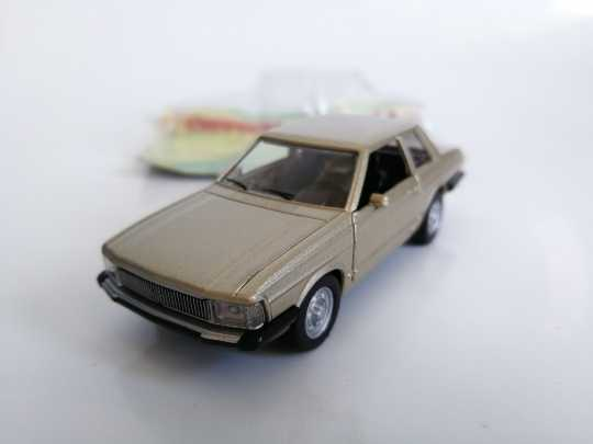 1:43 Ford DEL REY 1982 alloy model Car Diecast Metal Toys Birthday Gift For Kids Boy other