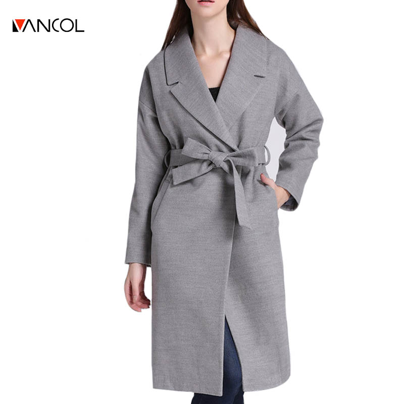 Popular Plus Size Cashmere Coats-Buy Cheap Plus Size Cashmere ...