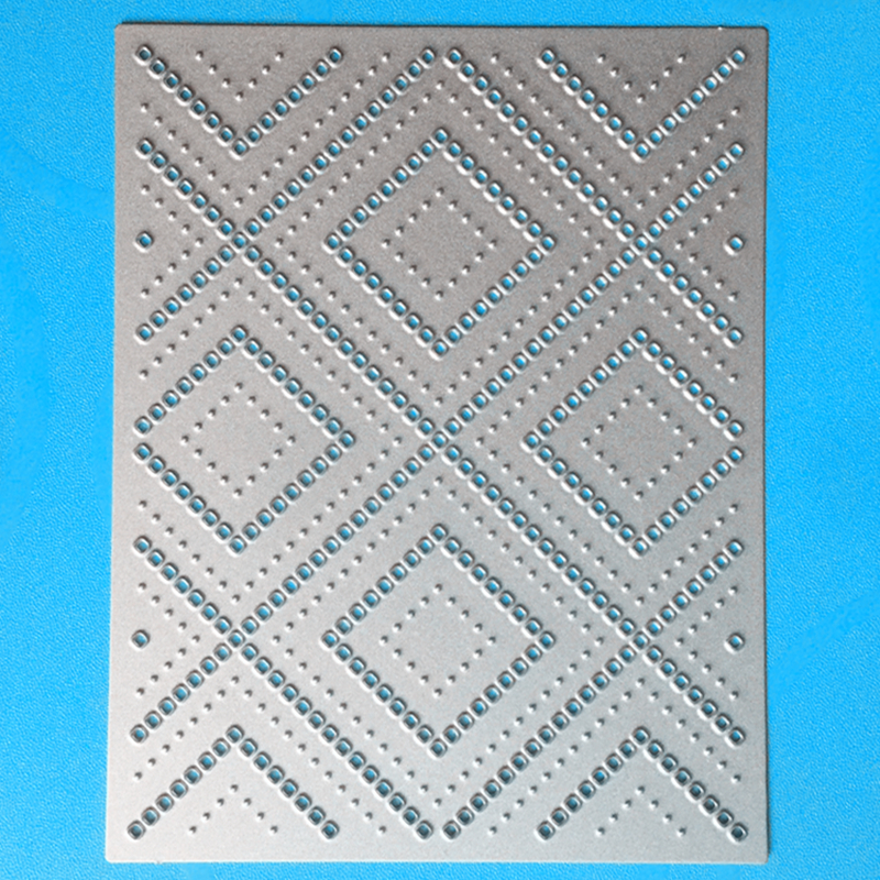 YLCD1072 Background Metal Cutting Dies For Scrapbooking Stencils DIY Album Cards Decoration Embossing Folder Craft Die Cuts New