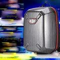 Metal Cor DJI fantasma 4 DJI FANTASMA 3 Hardshell Mochila ombro Carry Case à prova d' água para DJI fantasma 3 4 rc quadcopter