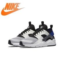f3248b7eebad Original Authentic Nike Air Huarache Run Ultra Men s Running Shoes Outdoor  Sneakers Breathable Athletic Designer Footwear
