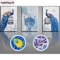 Special Shaped,Diamond Embroidery,China,Animal,Peacock,5D,Diamond Painting,Cross Stitch,3D,Diamond Mosaic,Decoration ZL8