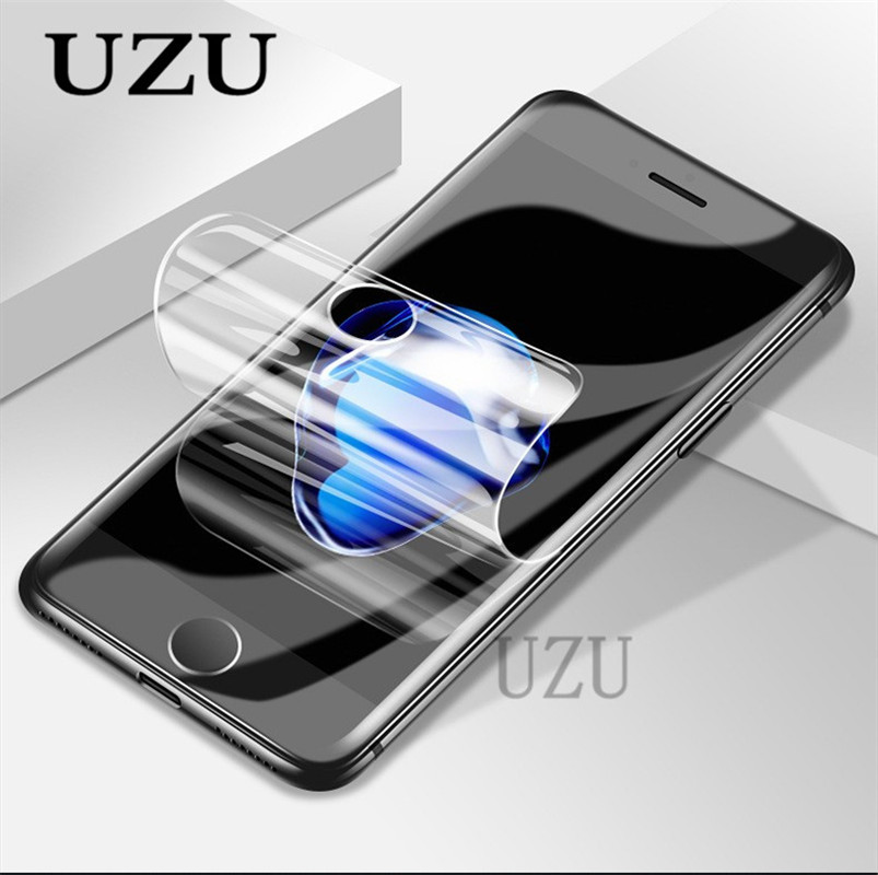 Full Cover Hydrogel Protect Film for Xiaomi Redmi Note 5A 5 pro Easy Scratch Proof Screen Protector Film for Redmi Note 6 pro