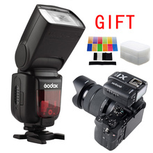 Godox TT685S 2.4G HSS TTL II GN60 Camera Flash + X1T-S Wireless Trigger for Sony A7 A7R A7S II A6000 A6300 + GIFT KIT