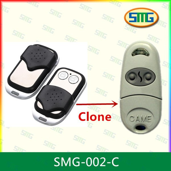 free shipping Garage Doors , Gates doors, Alarm systems General Remote Control Copy CAME ...