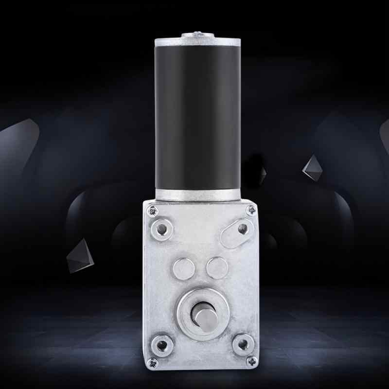 12 В 200 об./мин. 5840-31ZY 2A 21 Вт постоянный магнит DC Turbo червь мотор снижение двигателя
