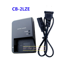 CB-2LZE CB-2LZ Camera Battery Charger For Canon G10 G11 G12 SX30IS SX30 Digital IXUS 120 IS NB-7L NB7L