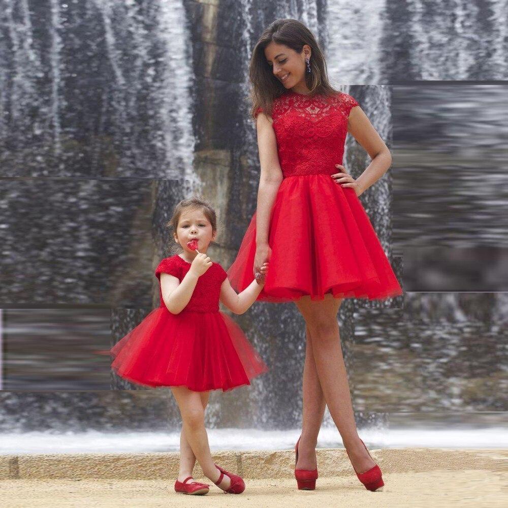 Vestiti Eleganti Mamma E Figlia.48 Kartochek V Kollekcii Odinakovye Platya Dlya Mamy I Dochki