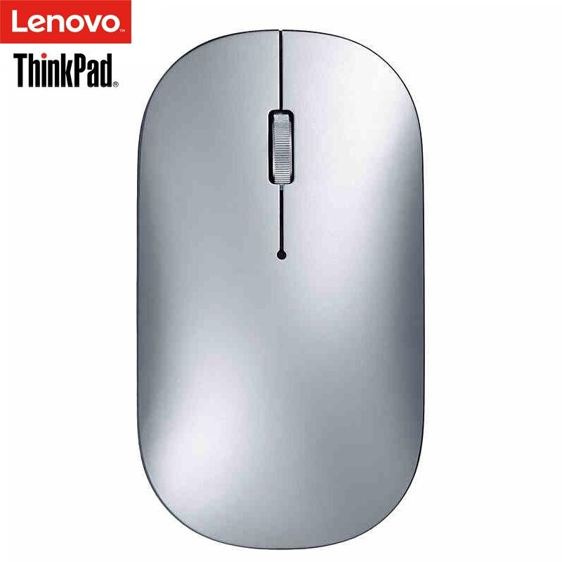 Mouse sem Fio Bluetooth e Usb para Windows Duplo-modo com 4 Lenovo Thinkpad Xiaoxin Bluetooth k Dpi 7 8 10 Mac ar Air2