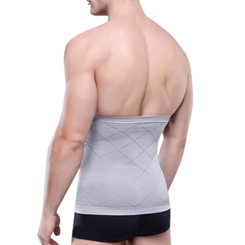 Men's Back Support Brace Belt Lumbar Lower Waist Double Adjust Back Pain Relief Waist Support New Sport Accessories 13